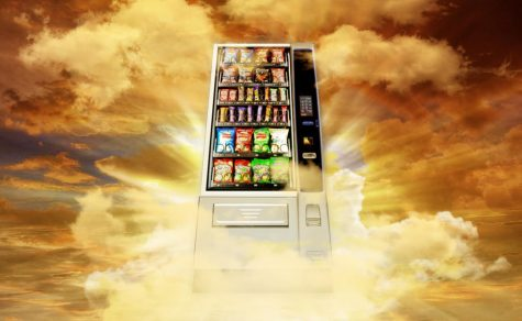 Penelope Greene and the Holy Vending Machine