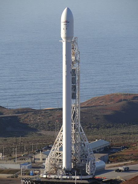 Falcon 9 and Crew Dragon