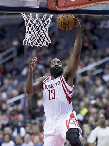 James Harden Traded to Brooklyn Nets